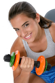 In-Home Personal Training for Women